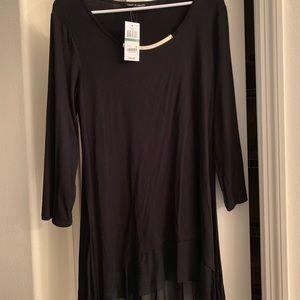 Cable & Gauge Dresses - Black dress